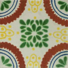 colonial Mexican tile terracotta