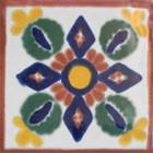 Mediterranean Mexican tile terracotta