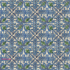 Spanish Mexican tiles green