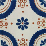 Mexican tile old world