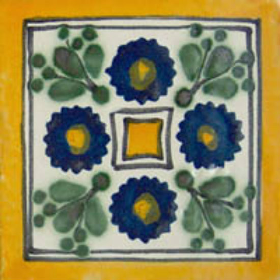 Mexican tile Moorish