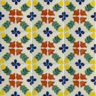 Mexican tiles Mediterranean