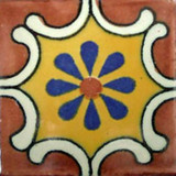 Mexican tile Spanish