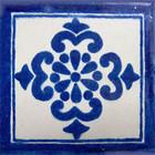 Mexican tile hacienda