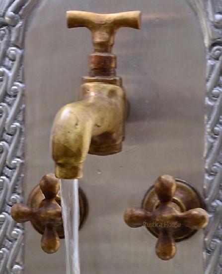 wall kitchen bar bronze faucet
