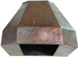 spanish copper range hood