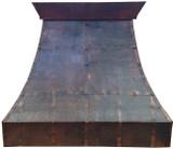 copper hood vents