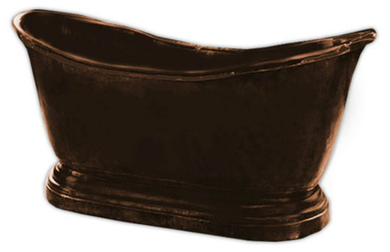 french copper bathtub