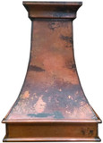 colonial copper vent hood