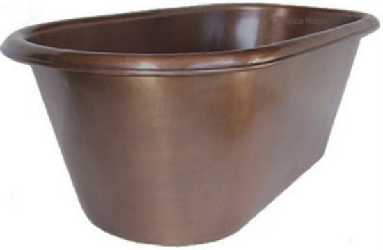best copper bathtub