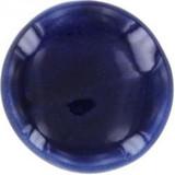 dark cobalt ceramic pull knob
