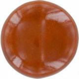 terra cotta ceramic pull knob