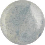 light blue ceramic pull knob
