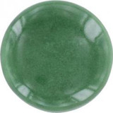 green ceramic pull knob