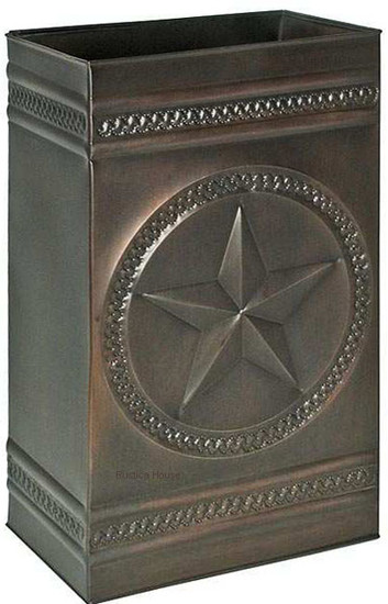 Texas tin wall lamp