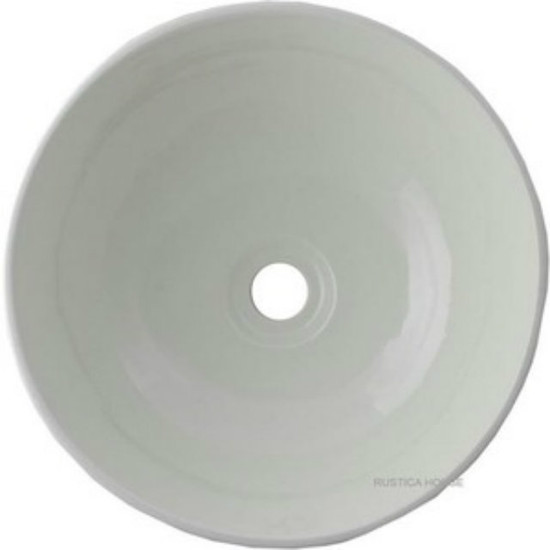 round mexican sink 097013