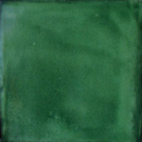 washed green mexican tile