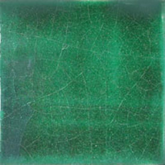 green mexican tile