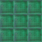 decorative green mexican tile