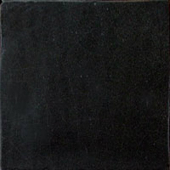 black mexican tile