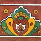 tile mural border