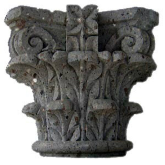 stone table base