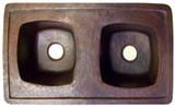 mexican copper kitchen sink