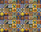mexican accent tiles