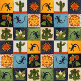 mexican tiles texas mix