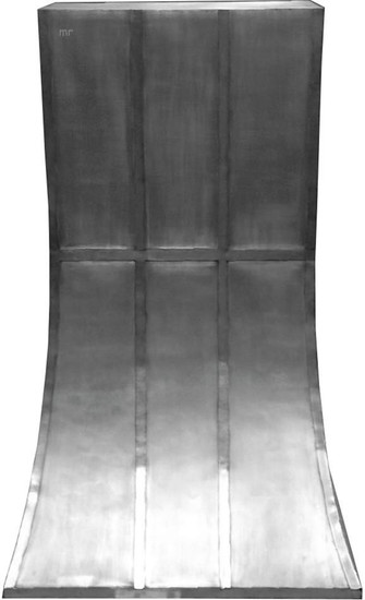 zinc range hood