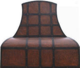 Copper Range Hood '0G91'