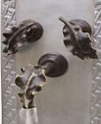 wall mount kitchen bar country bronze faucet