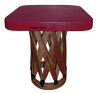 equipal square table