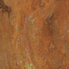 oxidized old world wrought iron table base finish
