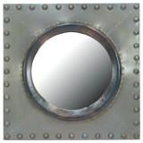 zinc mirror decorative