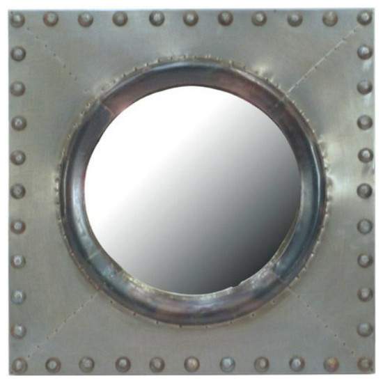 zinc mirror decorative
