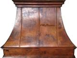 broan copper range hood
