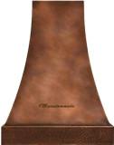 copper range hood discount