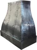 discount zinc range hood