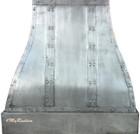 discount zinc range hood for kitchen
