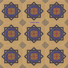 rustic relief stair riser cobalt tile