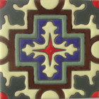 european relief tile brown