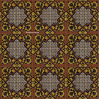 rustic relief stair riser black tile