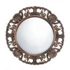 Heirloom Round Wall Mirror
