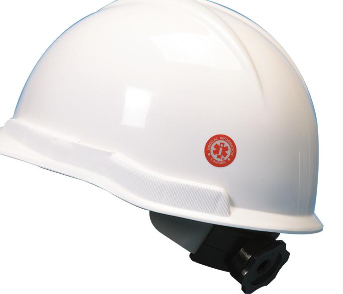 MSA 10013393 Medical Information Carrier System (Pkg of 10)