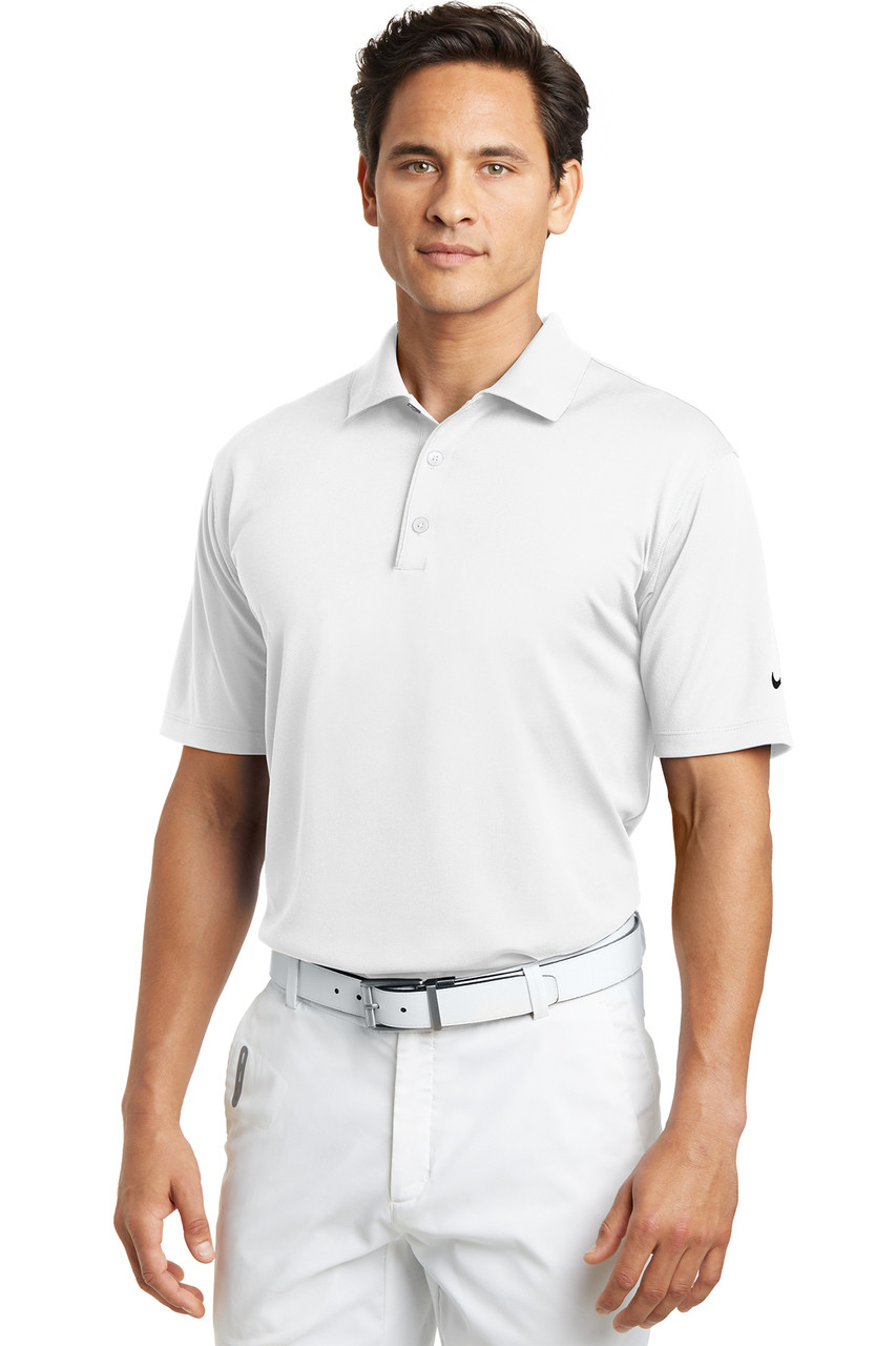 653b5855d Nike 637167 Dri-FIT Vertical Mesh Polo - Industrial Safety Products