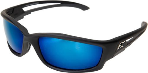 efeaf52430 Edge Eyewear TSKAP218 Kazbek Polarized Aqua Precision Blue Mirror Lens.  Price   21.80. Image 1