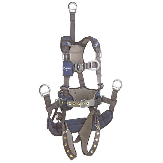 DBI SALA ExoFit NEX Oil and Gas Positioning & Climbing Harness