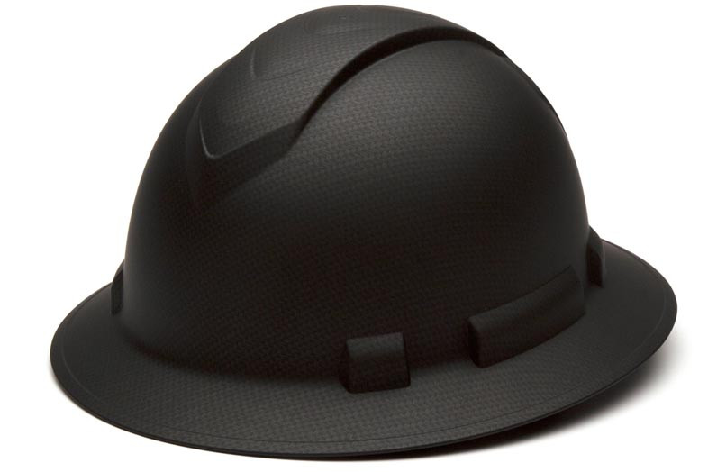 271d0cd3 Pyramex Full Brim Hard Hat with Standard Ratchet - Industrial Safety ...