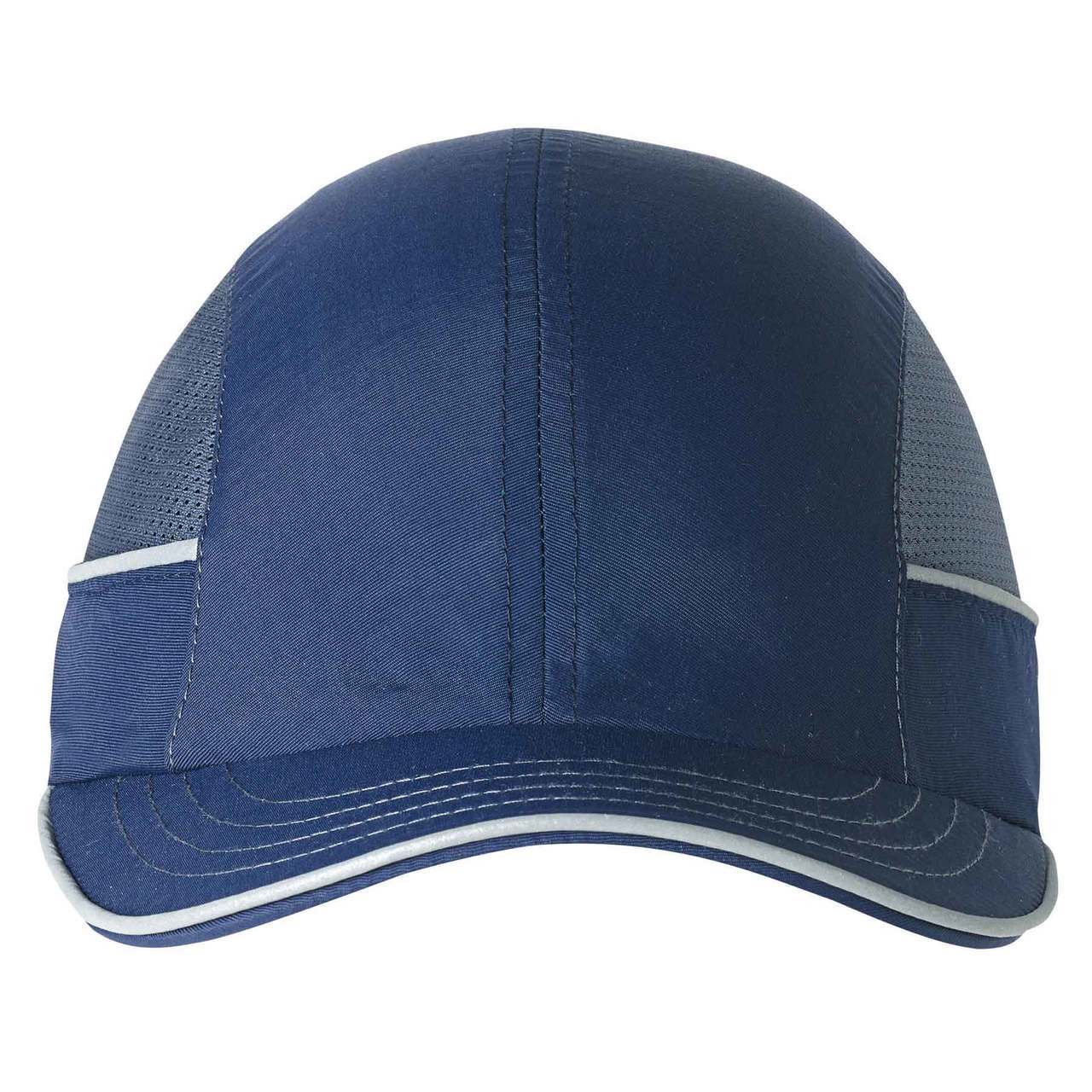 cc594336a51 Ergodyne Skullerz 8950 Navy Bump Cap Short Brim. Price   17.70. Image 1.  Larger   More Photos